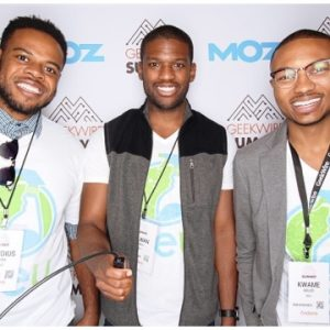 Neu Inc - founders Claudius, Rilwan, and Kwame - Founders: Claudius Mbemba, Rilwan Lawal, Kwame Boler Neu facilitates hotel-style cleans for Airbnb/vacation rentals, providing both hosts and cleaners with a stress and hassle-free experience